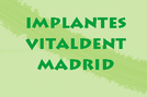 Logo Implantes Vitaldent Madrid