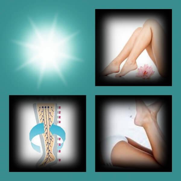 Presoterapia más tisaneria línea mujer (tonifica y presume)