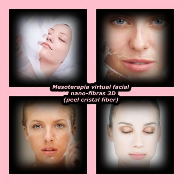 Mesoterapia virtual facial
