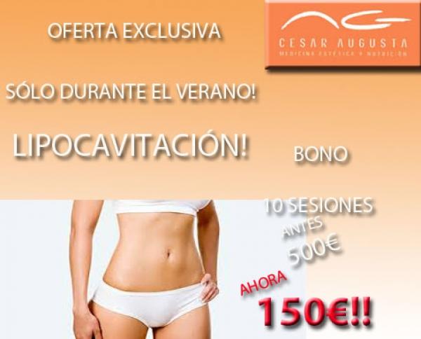 Exclusiva oferta lipocavitación-prorrogada! en TodoEstetica.com