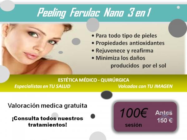 Peeling Ferulac 3 en 1