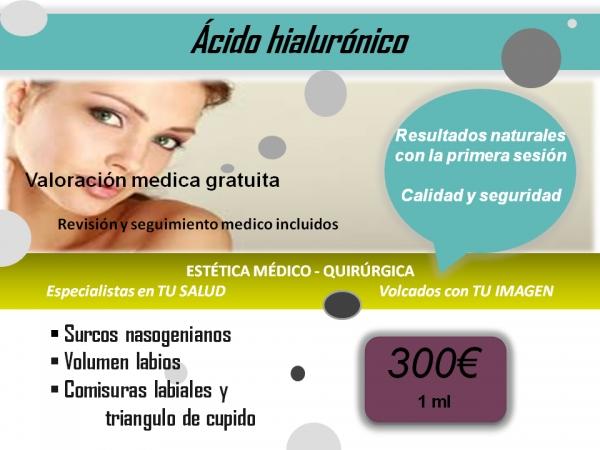 Ácido hialuronico