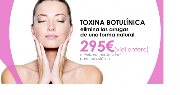 Botox (toxina botulinica ) 320€