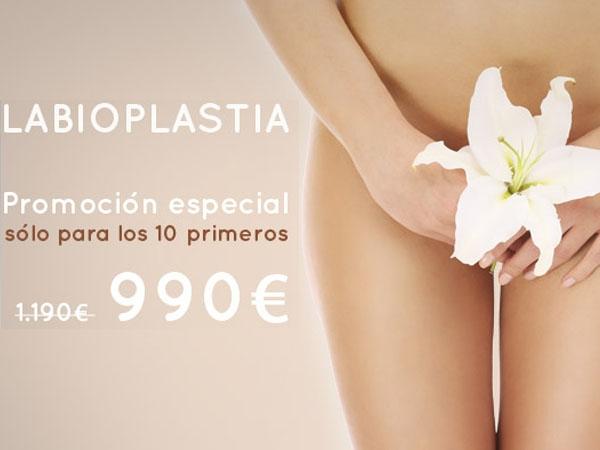 Labioplastia 990€