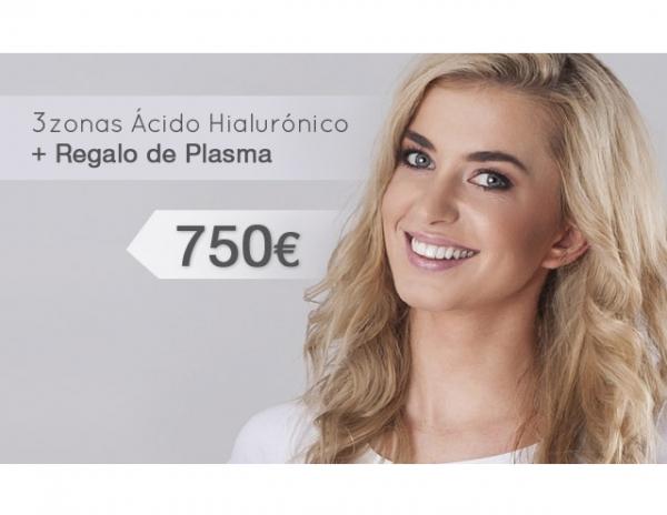 Ácido Hialurónico + Regalo de Plasma 750€ en TodoEstetica.com