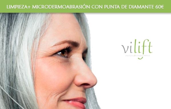 LIMPIEZA FACIAL + MICRODERMOABRASIÓN CON PUNTA DE DIAMANTE 60€ en TodoEstetica.com