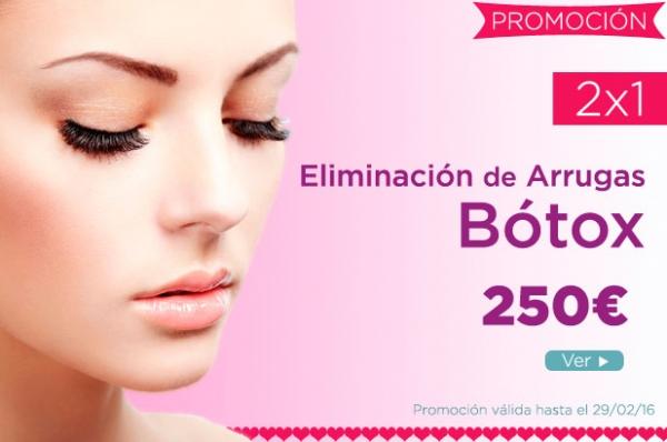 2x1 en Bótox para Eliminar Arrugas en TodoEstetica.com