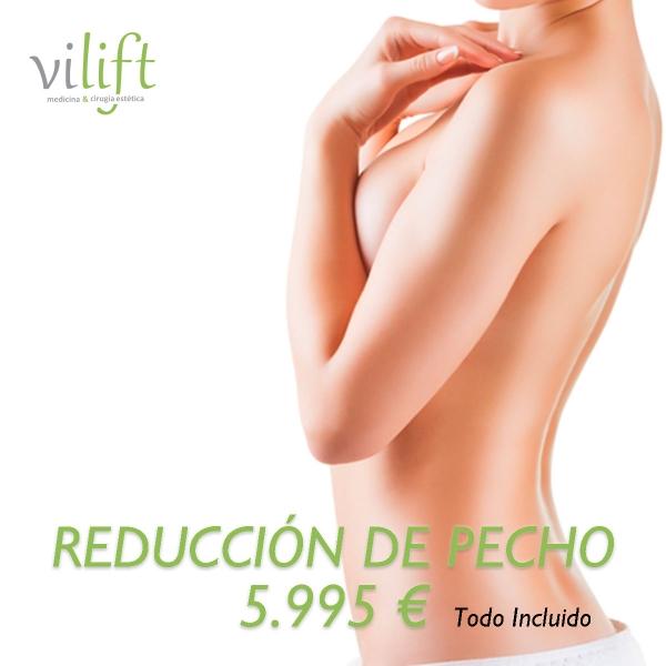 REDUCCIÓN DE PECHO 5.995 € ✂