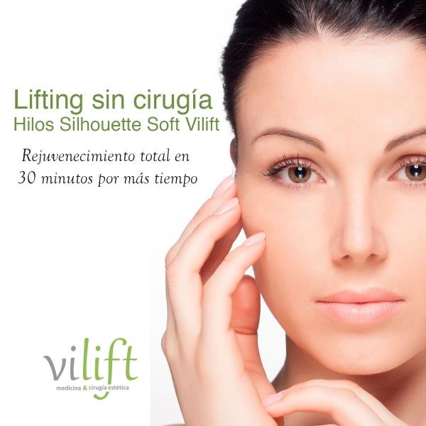 Lifting sin cirugía con Hilos Tensores Silhouette Soft 349€/hilo en TodoEstetica.com