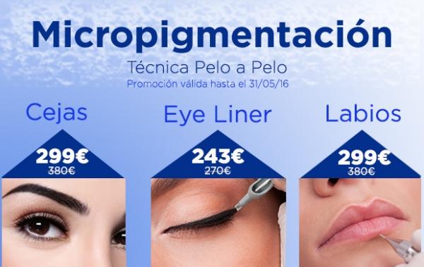Promoción Micropigmentación