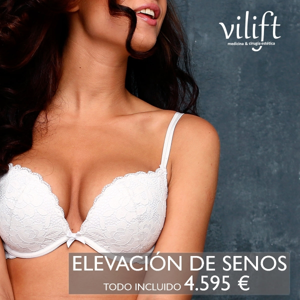 ELEVACIÓN DE SENOS, TODO INCLUIDO 4.595 €