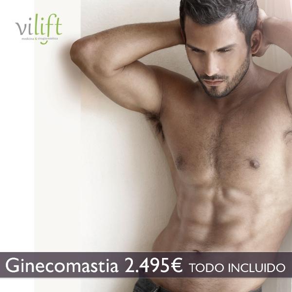 GINECOMASTIA ➡ 2.495 €