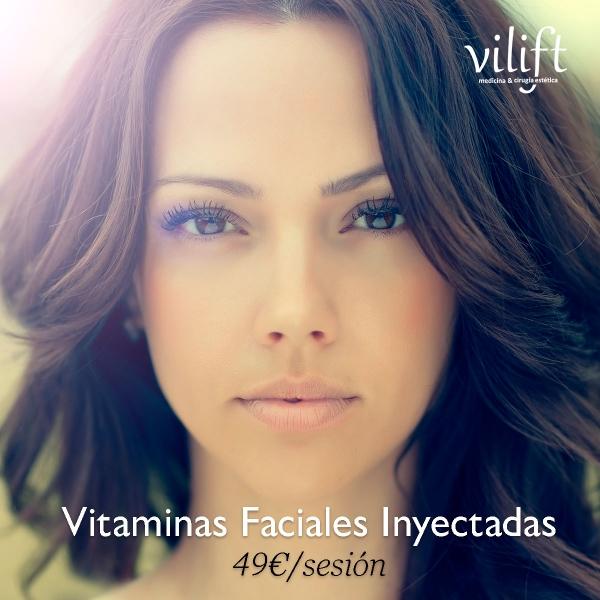 VITAMINAS FACIALES INYECTADAS 49 €  en TodoEstetica.com