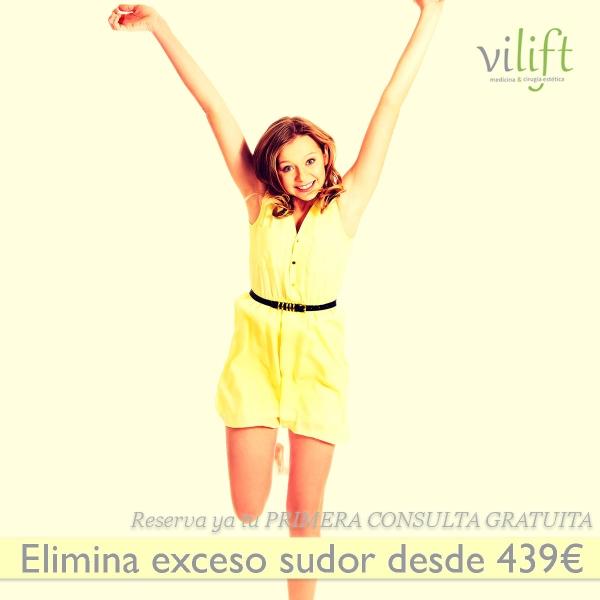 ACABA CON EL EXCESO DE SUDOR desde 439€ en TodoEstetica.com