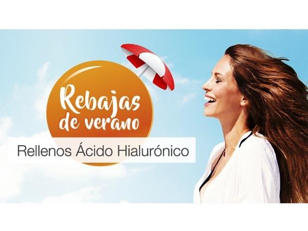 OFERTA: Rellenos faciales 300€ en TodoEstetica.com