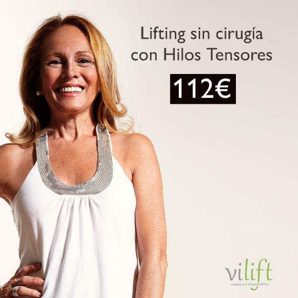 LIFTING SIN CIRUGÍA CON HILOS TENSORES 112€* en TodoEstetica.com