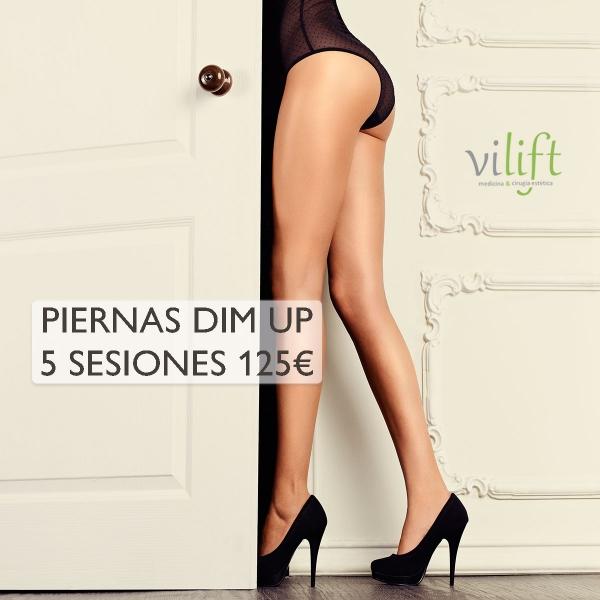 PIERNAS DIM UP 5 SESIONES 125€ 🌺