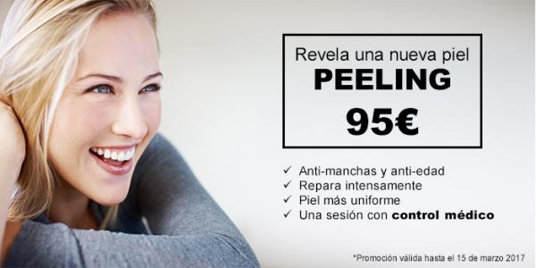 ¡Una nueva oportunidad para tu piel! Peeling antiedad con ferúlico.