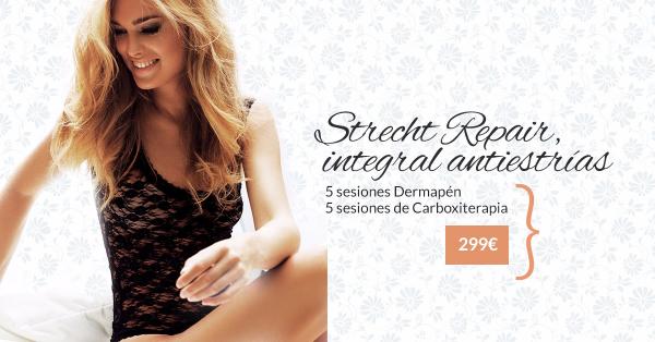 STRECH REPAIR, INTEGRAL ANTIESTRIAS en TodoEstetica.com