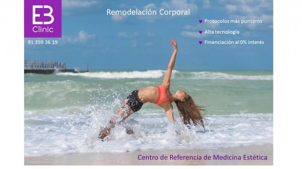 Remodelación corporal en TodoEstetica.com
