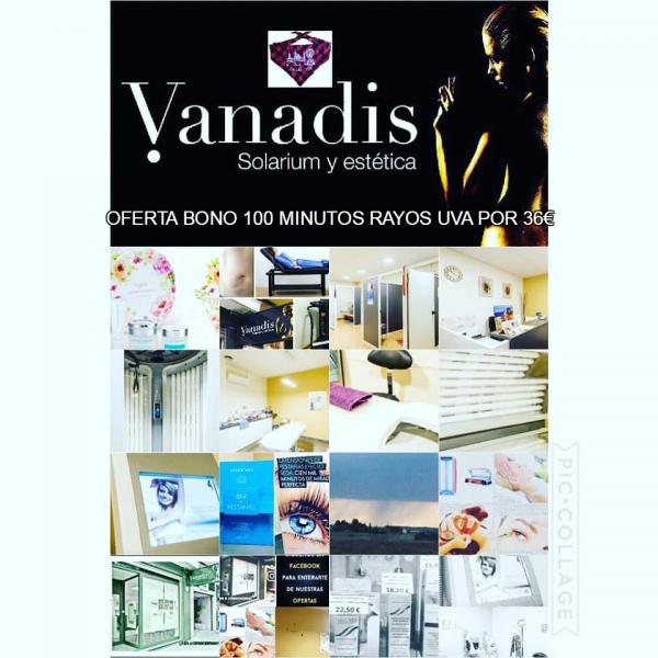 oferta en Vanadis Solárium y Estética en Zaragoza en TodoEstetica.com