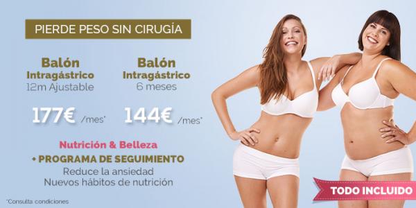 Balón Intragástrico, te ayudamos a perder peso sin cirugía. Descubre nuestro Programa de Nutrición & Salud en TodoEstetica.com