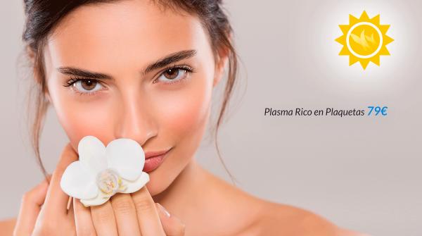 Rejuvenece con Plasma Rico en Plaquetas 79€ solo en Junio en la clínica de la calle Toledo 151 en TodoEstetica.com