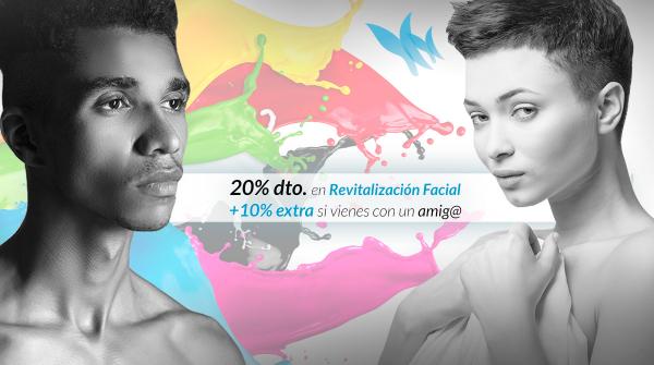 20% de descuento en Vitaminas Faciales Inyectadas, PRP o Dermapén, 30% si vienes con un amigo. en TodoEstetica.com