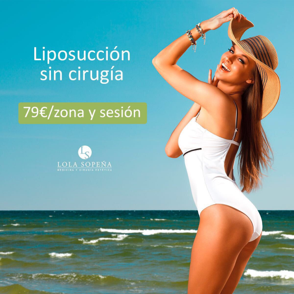 79 € Liposucción Sin Cirugía