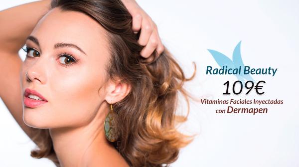 RADICAL BEAUTY. Vitaminas faciales. en TodoEstetica.com