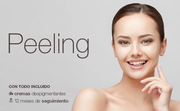 PROMOCIÓN: Peeling Facial Médico en TodoEstetica.com