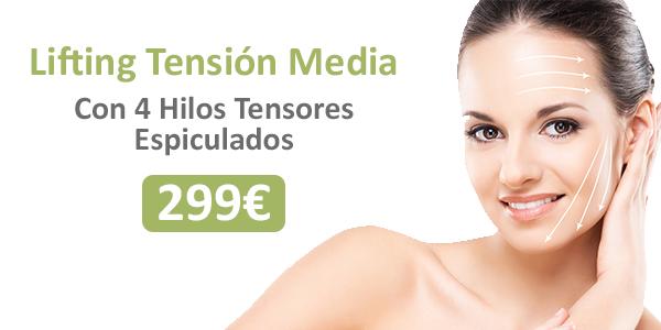 299 € Lifting sin Cirugía con Hilos tensores en TodoEstetica.com