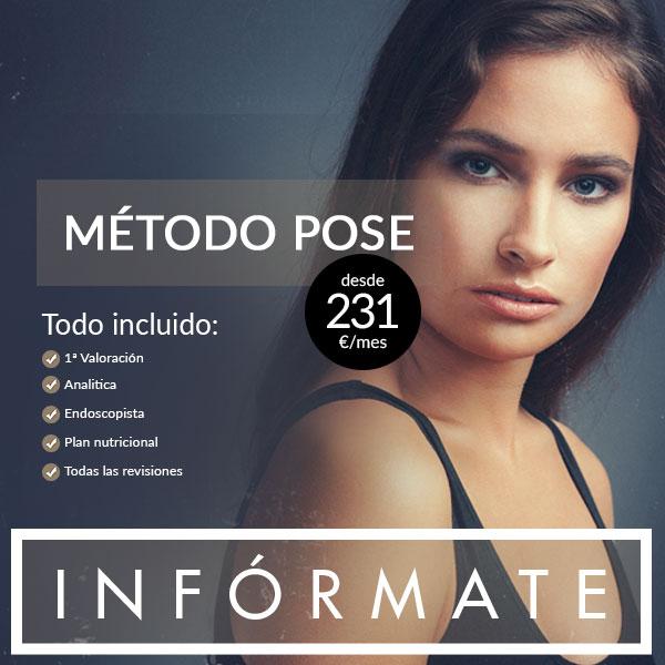 Método POSE 231€/mes - Clínicas Zurich