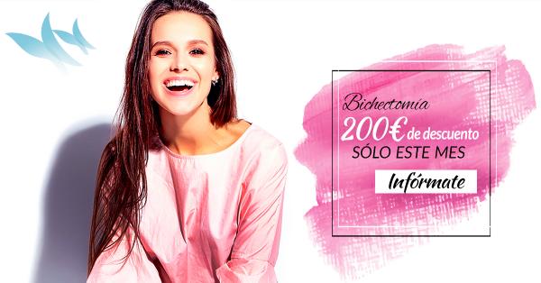 Bichectomia 200€ de descuento ¡Solo en octubre!