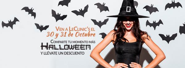 No te pierdas nuestros DESCUENTOS de Halloween en TodoEstetica.com