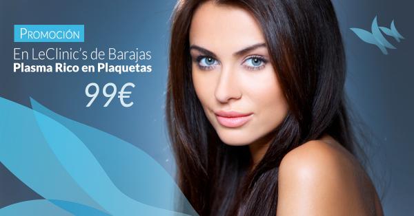 Plasma Rico en Plaquetas 99€ en TodoEstetica.com