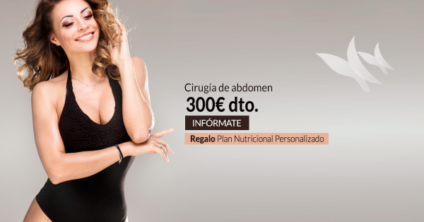 Cirugía de abdomen 300€ de DESCUENTO