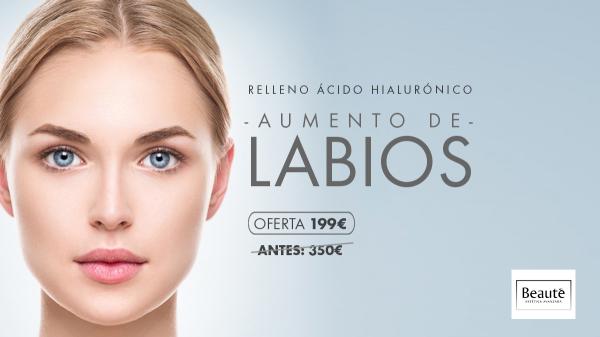 AUMENTO DE LABIOS CON ACIDO HIALURONICO