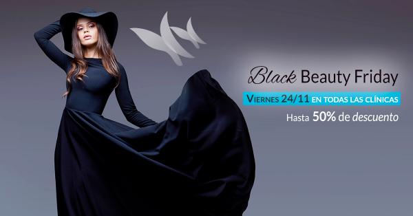 Black Friday hasta 50% de DESCUENTO en TodoEstetica.com