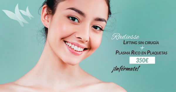 Radiesse +  Plasma Rico en Plaquetas 350€ en TodoEstetica.com