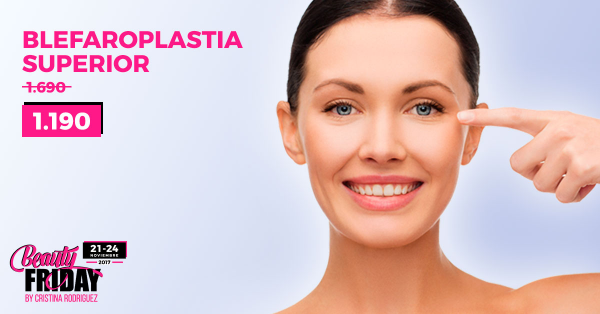 BEAUTY FRIDAY: Blefaroplastia
