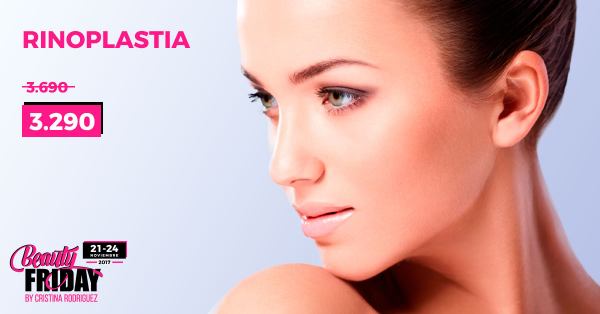BEAUTY FRIDAY: Rinoplastia