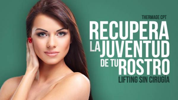 Lifting sin cirugía: Thermage en TodoEstetica.com