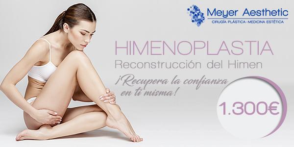 Himenoplastia - 1300 euros en TodoEstetica.com