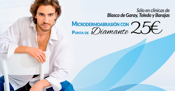 Microdermoabrasión con Punta de Diamante 25€  en TodoEstetica.com