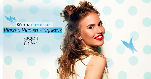 Plasma Rico en Plaquetas 99€ sólo en clínica Hortaleza 53