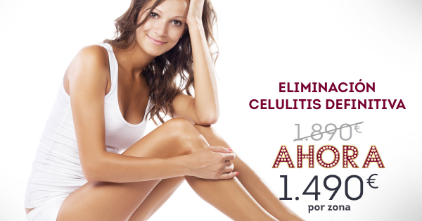 REBAJAS: Elimina tu Celulitis en TodoEstetica.com