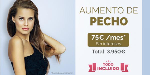 Aumento de pecho en ilahy por solo 3.950€