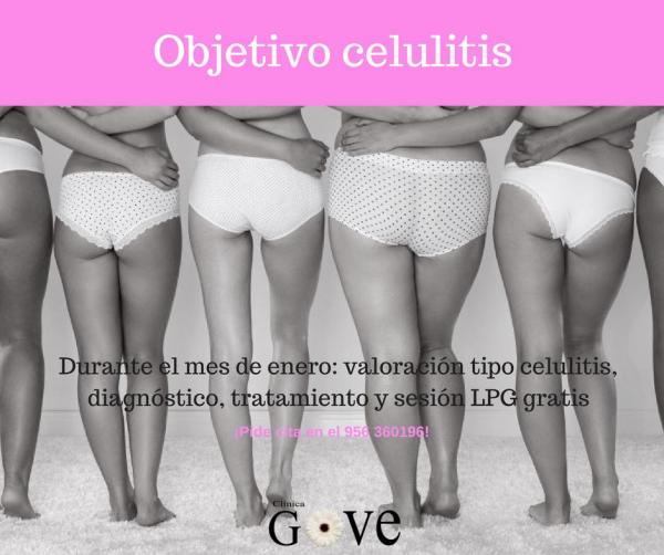 Objetivo Celulitis