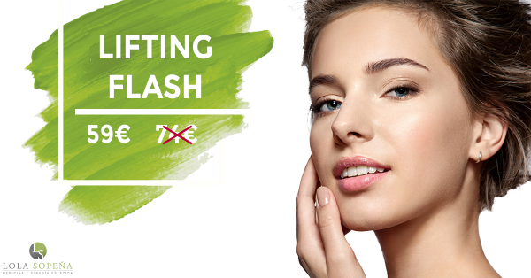 Lifting Flash por sólo 59 €